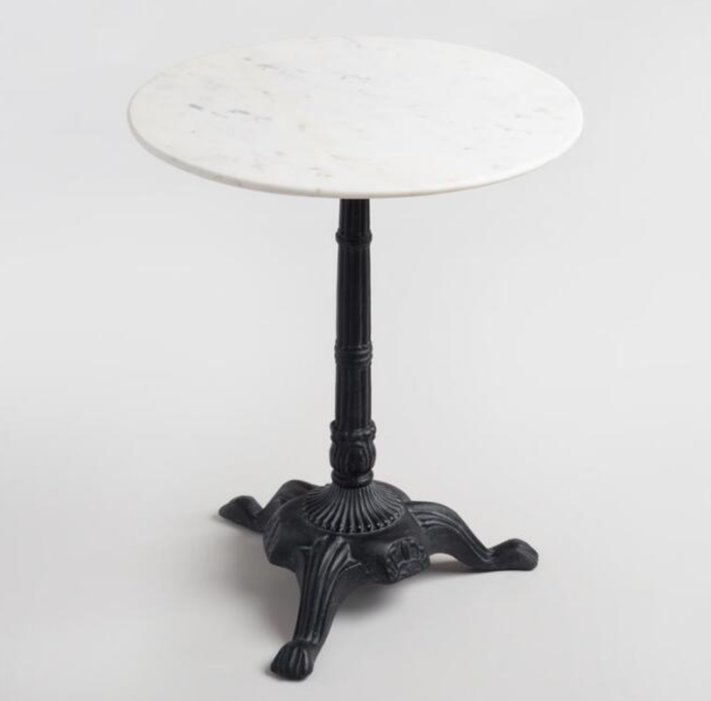 Marble Cafe Table (3)