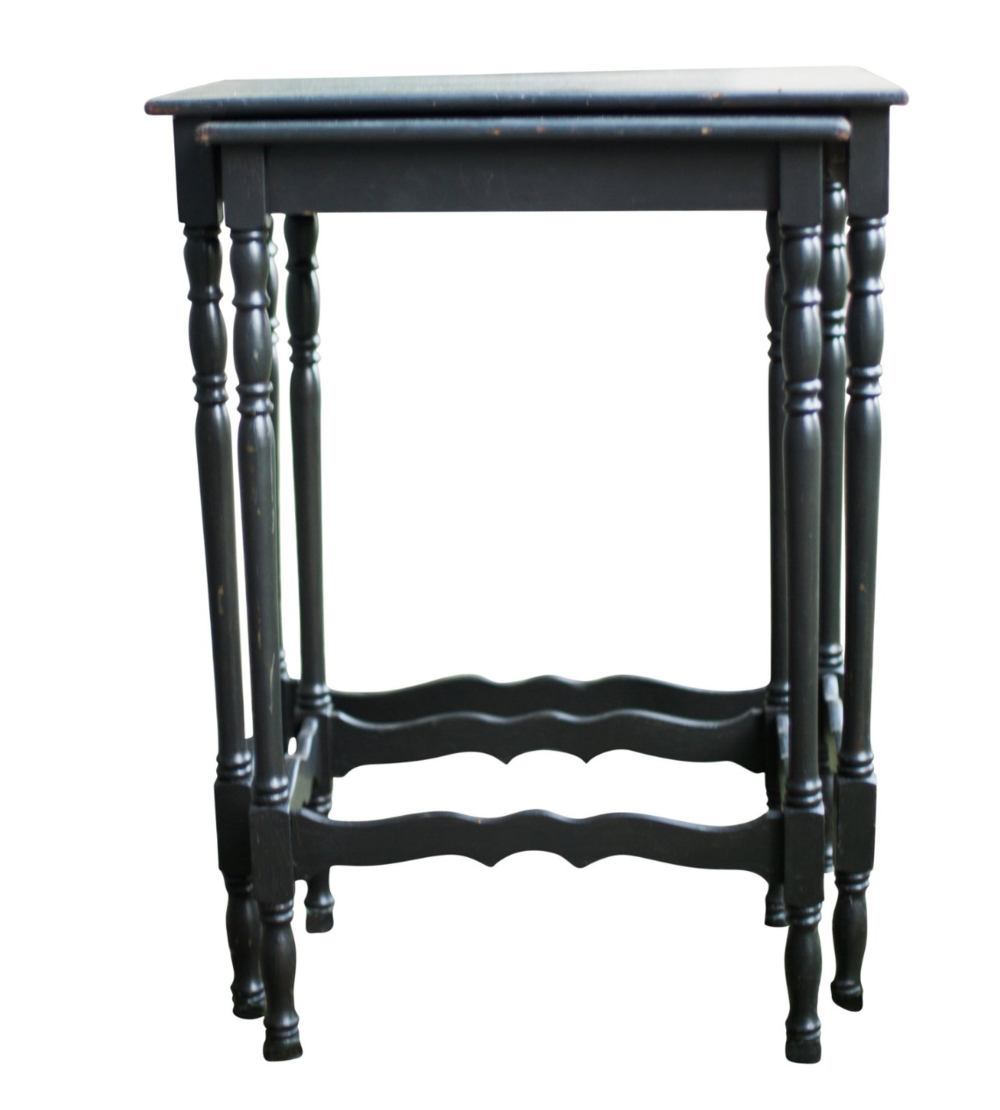 Black End Tables (2)