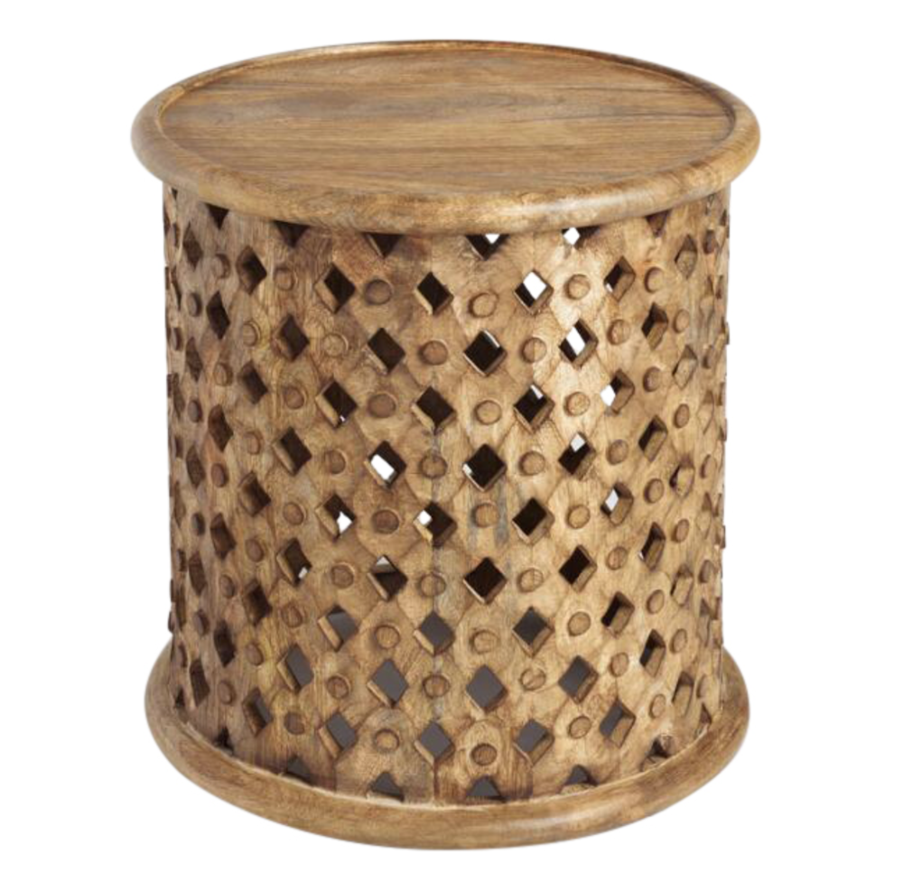 Tribal End Tables (3)