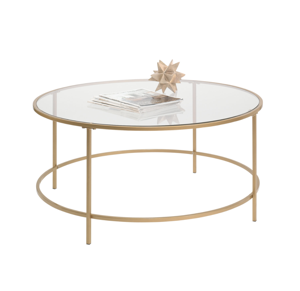 Gold Coffee Table (2)