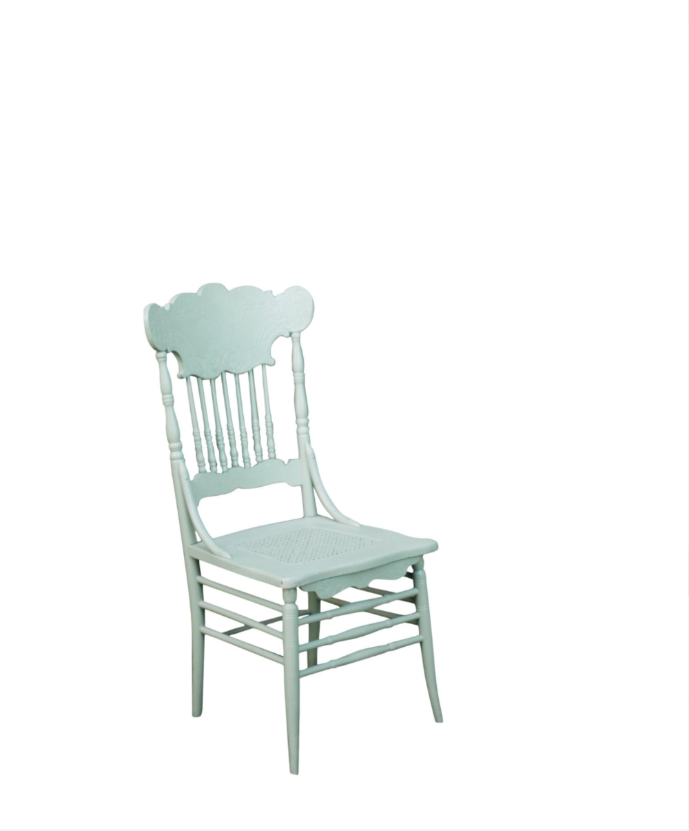Mint Chairs (2)