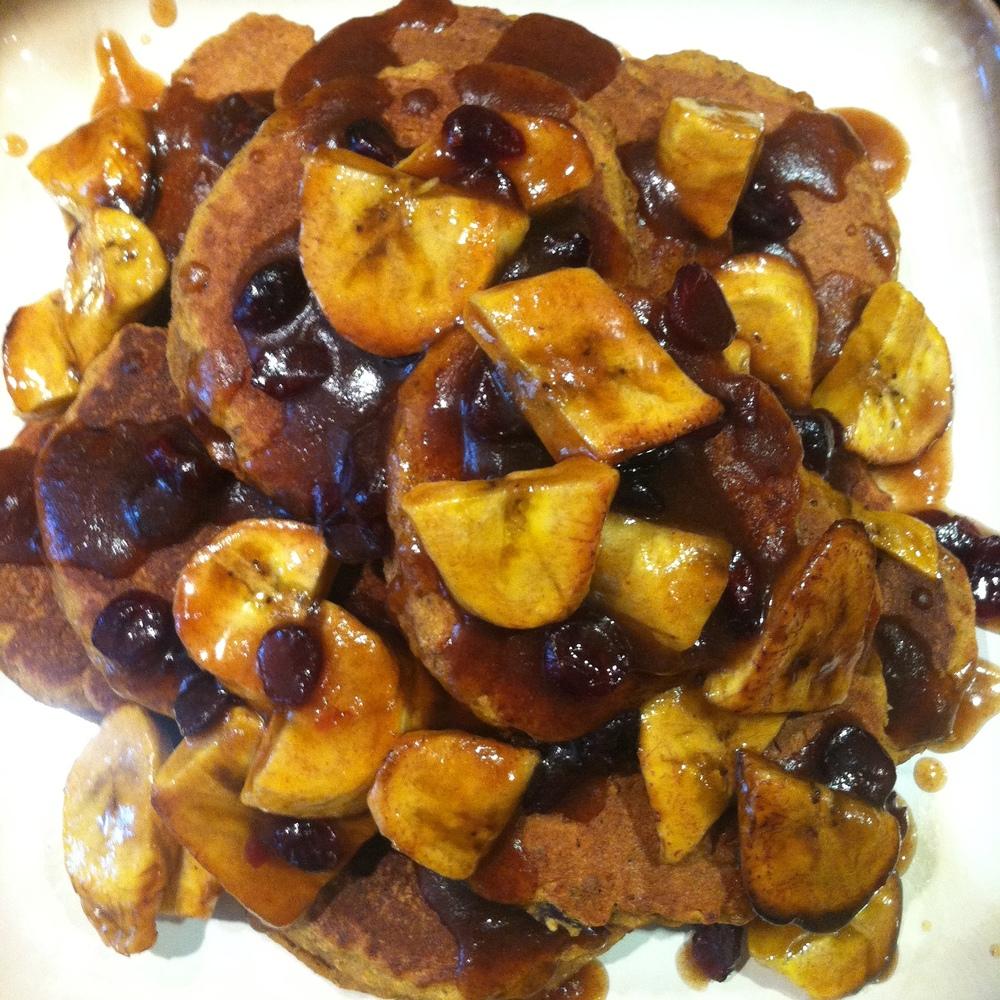 Pumpkin Pancakes Topping.JPG