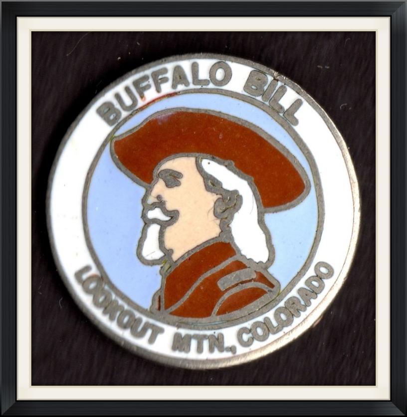 Lapel Pins Pinback Buttons Amp Badges Buffalo Bill Legacy