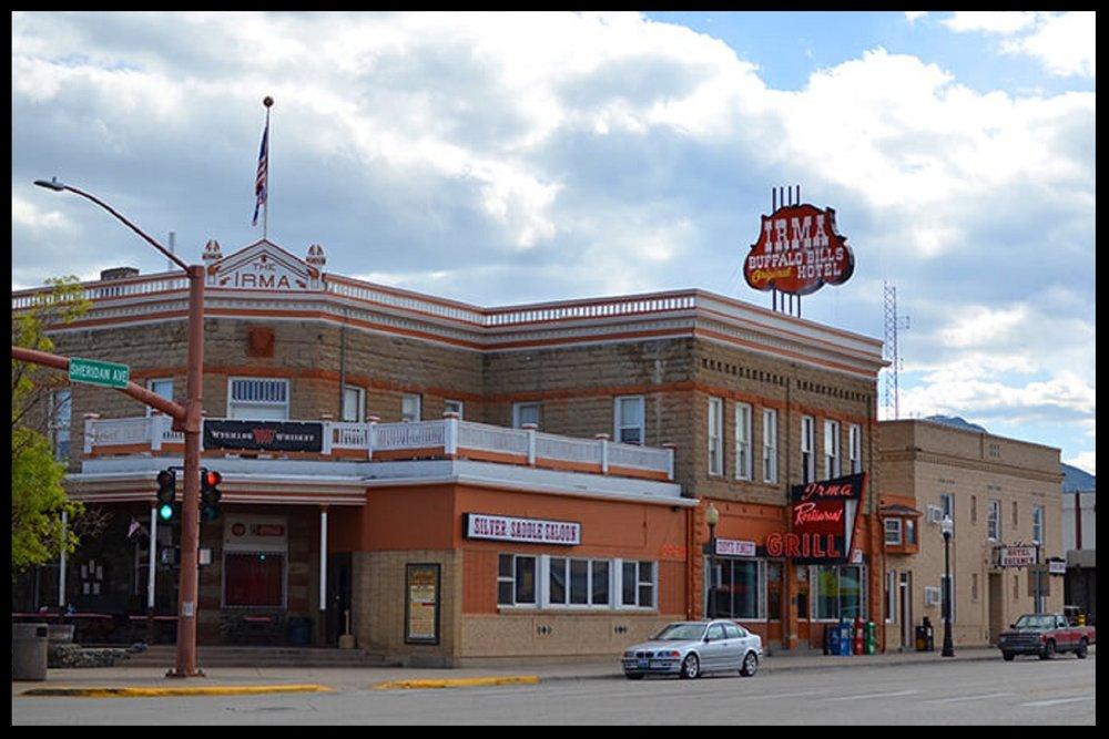 Buffalo Bill's Irma Hotel (Cody, WY)