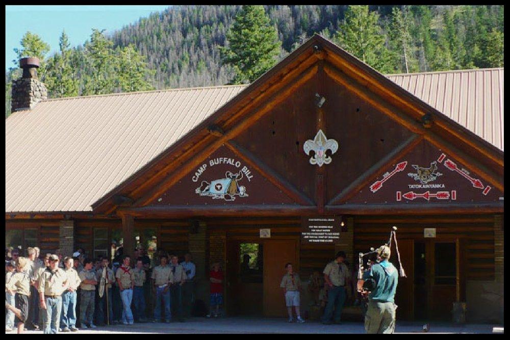 Camp Buffalo Bill (Shoshone National Forest, WY)
