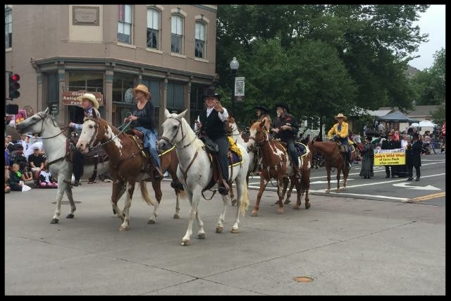 Buffalo Bill Saddle Club (Golden, CO)