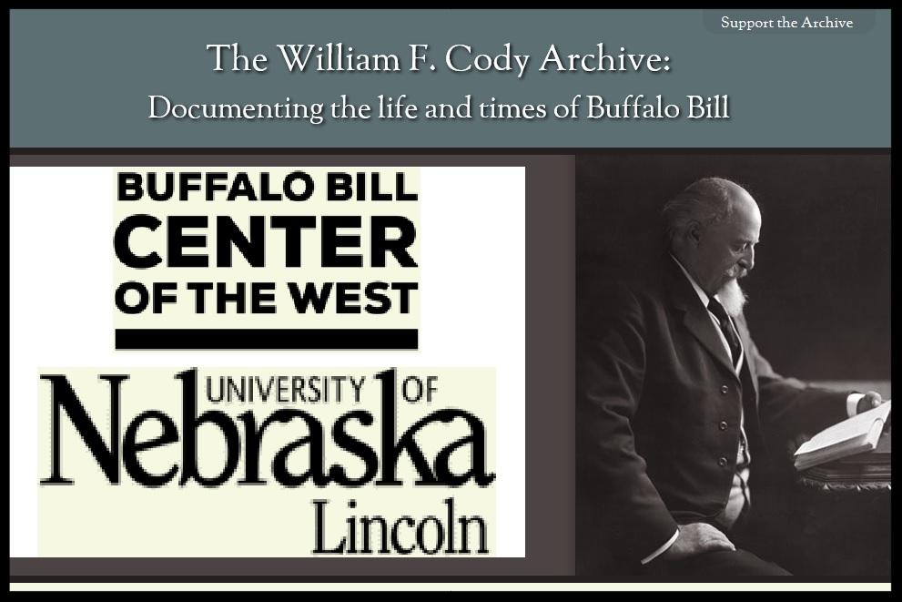 William F. Cody Archive