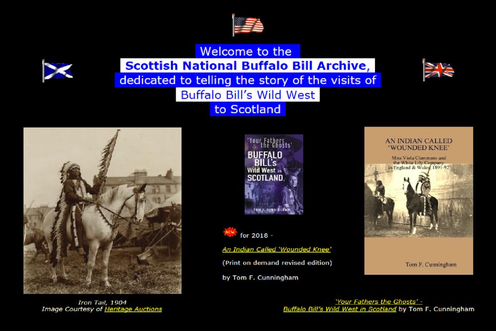 Scottish National Buffalo Bill Archive