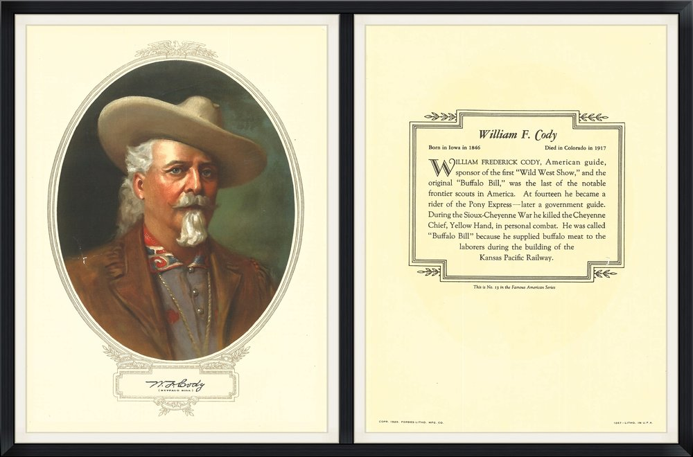 9b9bcef73ae 1929 - William F. Cody