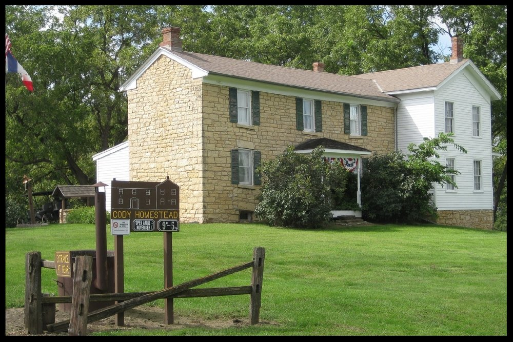 Buffalo Bill Cody Homestead (Princeton, IA)