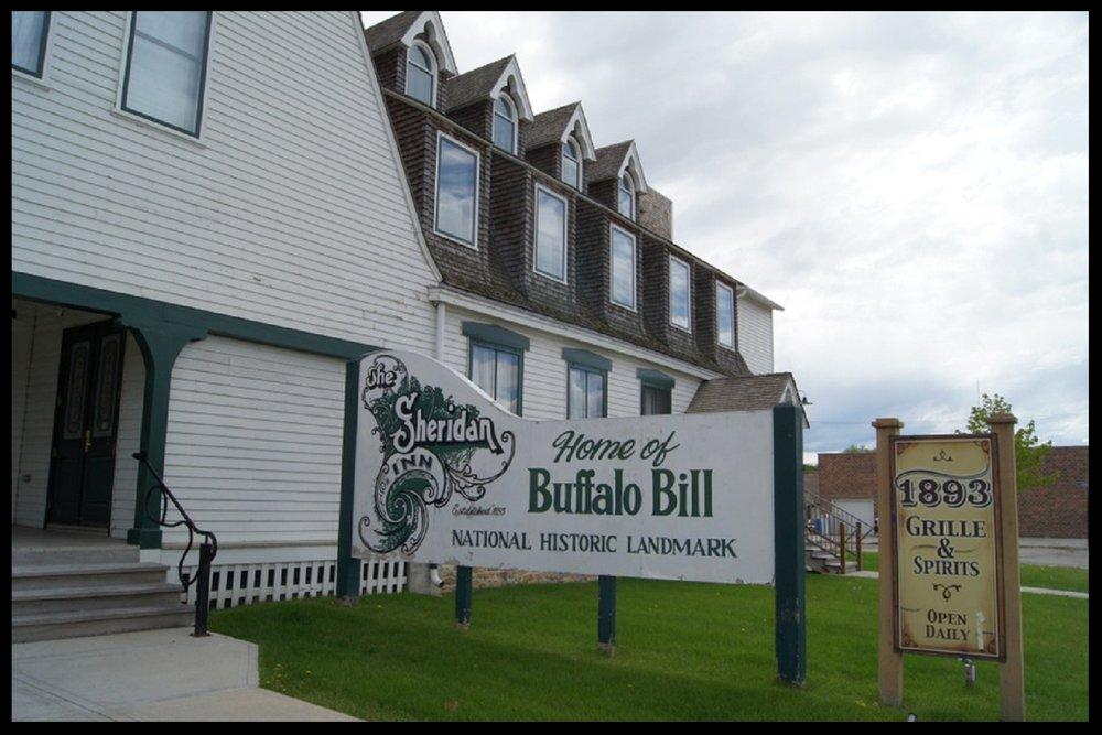 Sheridan Inn - Home of Buffalo Bill (Sheridan, WY)