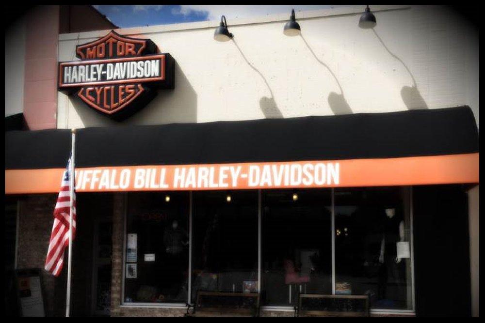 Buffalo Bill Harley-Davidson (Cody, WY)