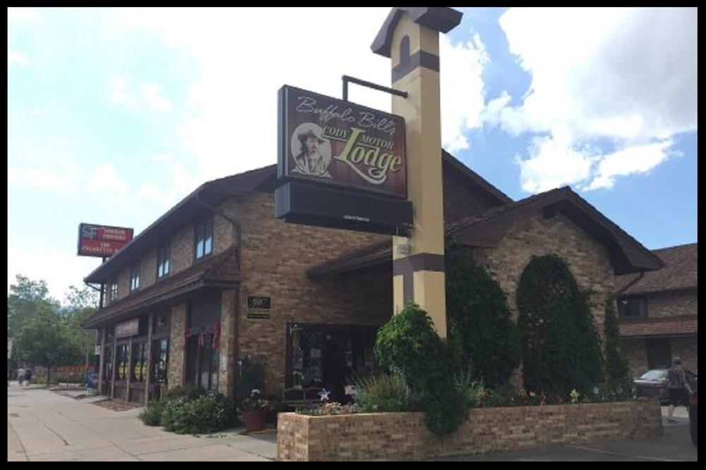 Buffalo Bill's Cody Motor Lodge (Cody, WY)