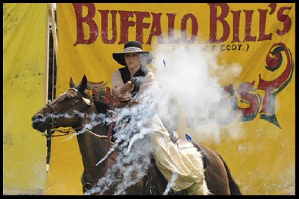 Buffalo Bill's Best of the Wild West