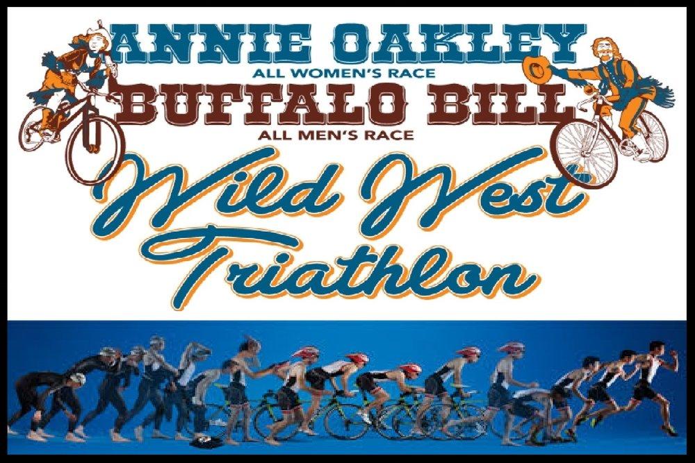Annie Oakley Buffalo Bill Triatholon (Memphis, TN)