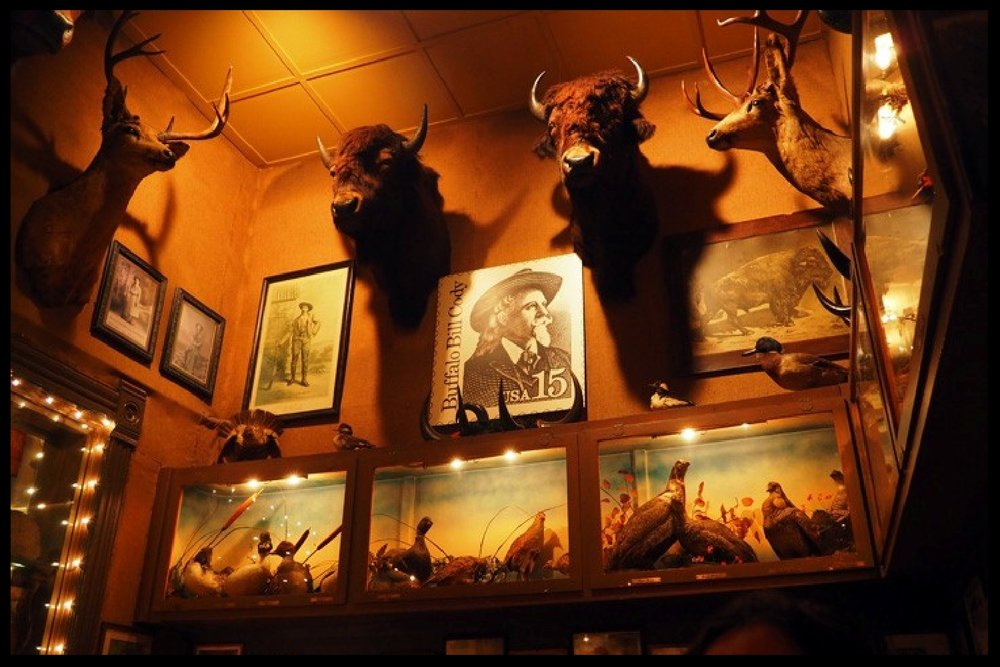 The Buffalo Bill Room, Buckhorn Exchange (Denver, CO)