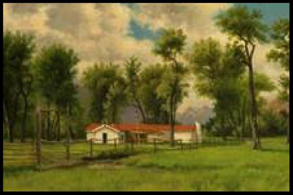 Buffalo Bill's T E Ranch Headquarters (Cody, WY)