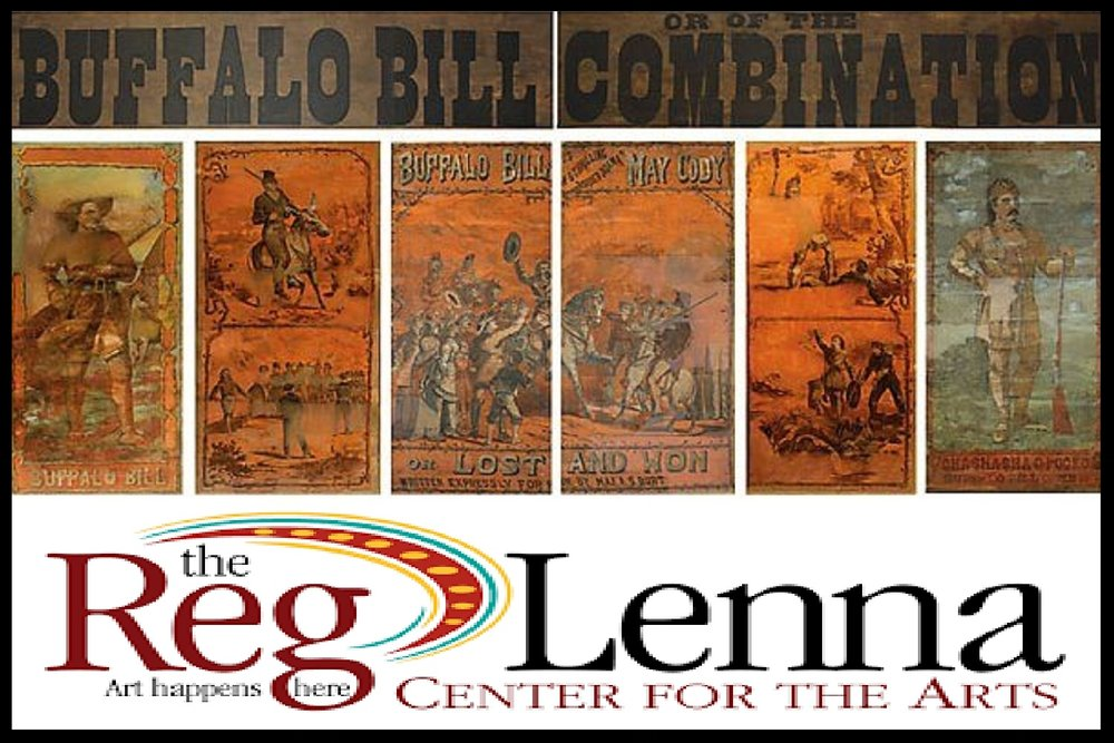 1878 Buffalo Bill Billboard Restoration (Jamestown, NY)
