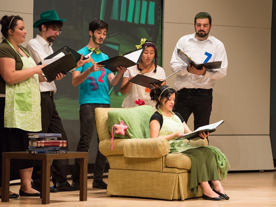 Cron-Opera by Dr. Adriana Verdie  2013