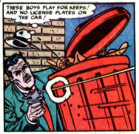 Original Comic Panel