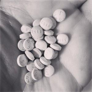 Methylphenidate (generic for Ritalin)