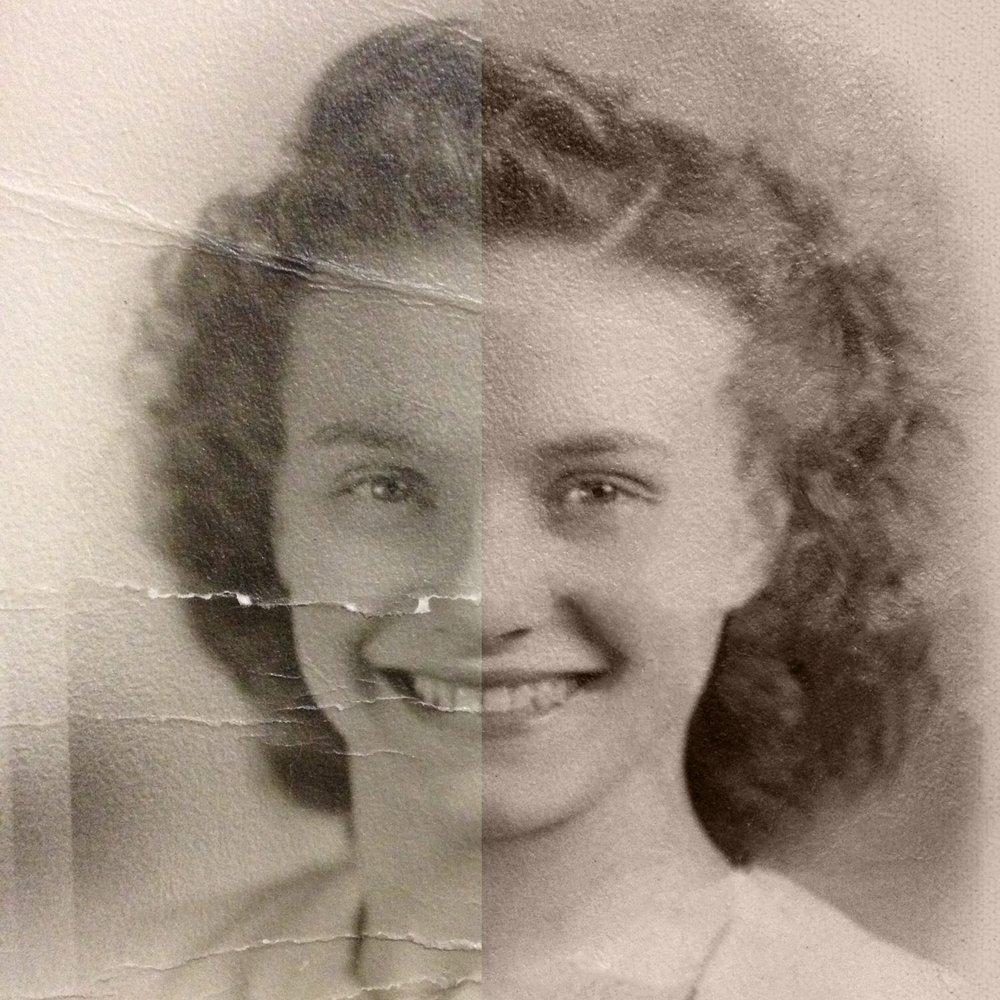 Photo Restoration - Repairing and preserving history.