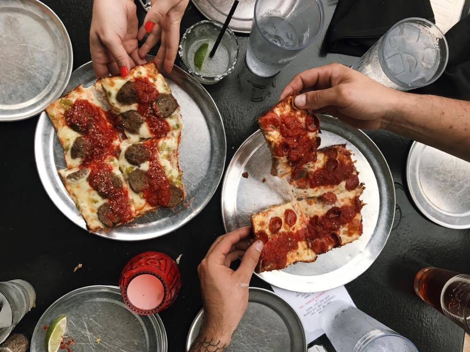Best Gluten-free Pizza | Via 313 by www.tresgigi.com | Austin, Tx