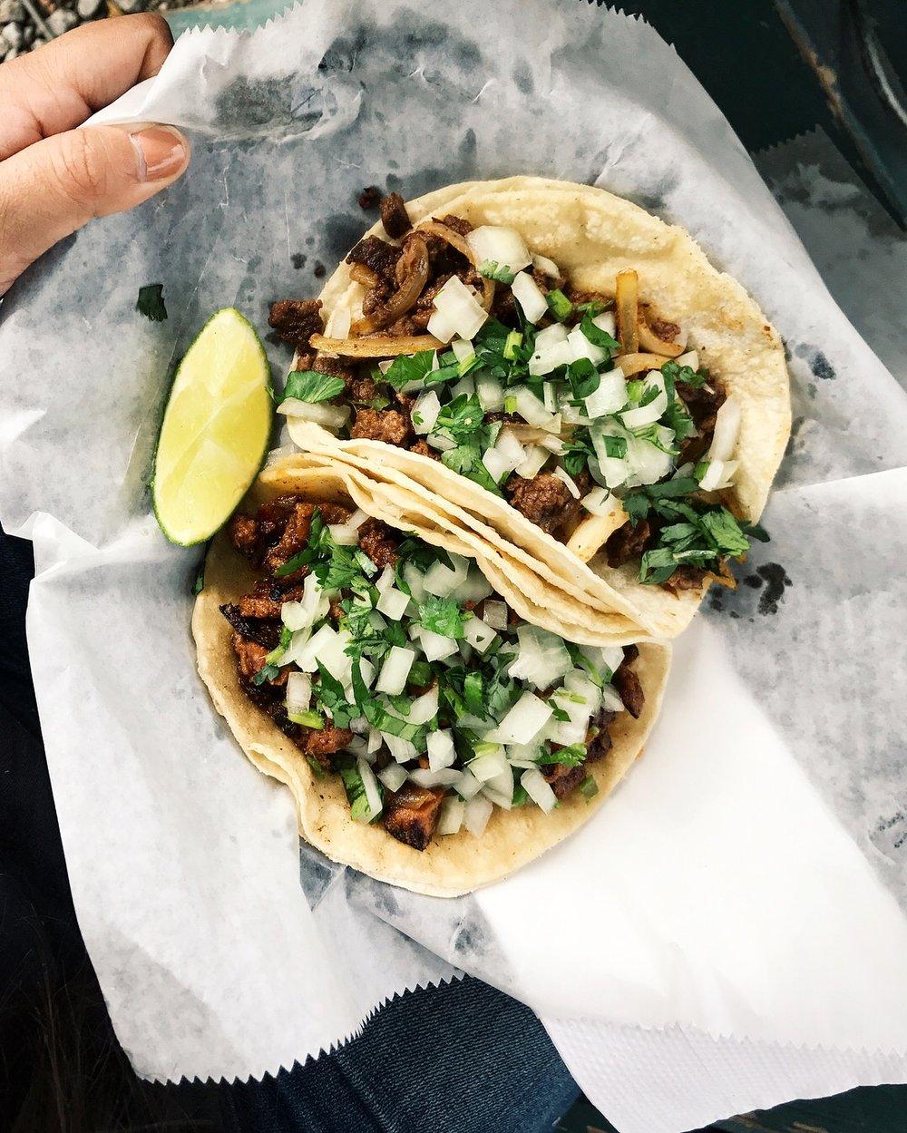 Best Taco Truck in Austin, Texas - El Primo Tacos - www.tresgigi.com