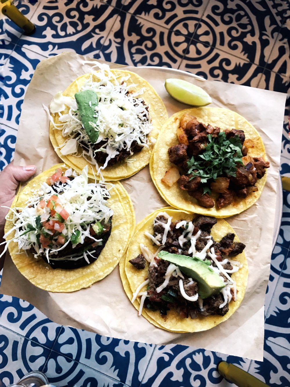 Best Taco Places in Austin, Texas - Papalote Taco House - www.tresgigi.com
