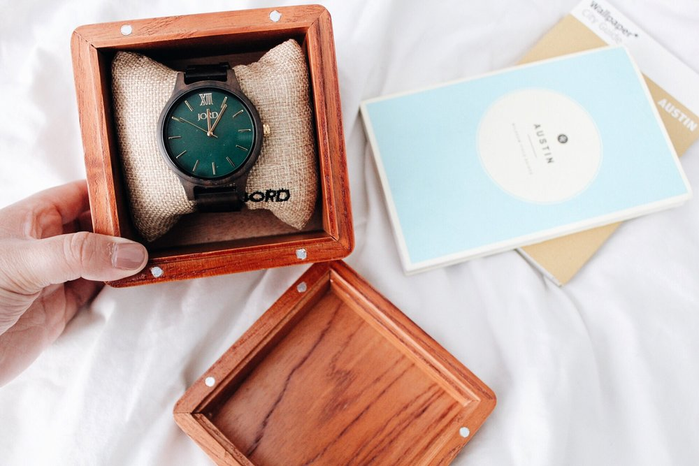 Personalized Women's Watches - Jord Watch - www.tresgigi.com
