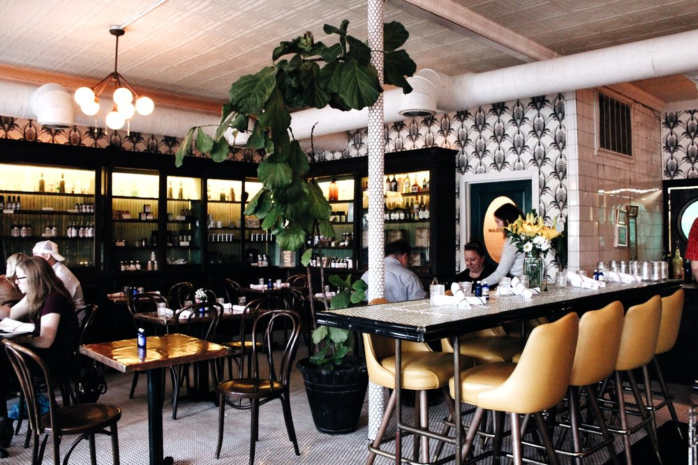Most Instagrammable Places in Austin - Hillside Farmacy - www.tresgigi.com