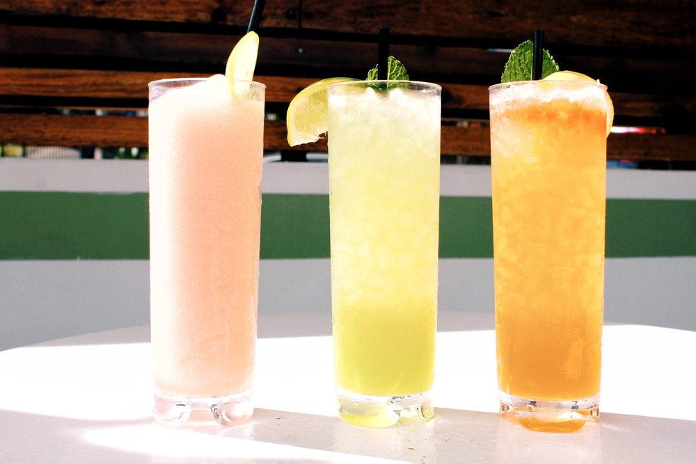 Best Summer Cocktails in Austin - Kitty Cohens - www.tresgigi.com