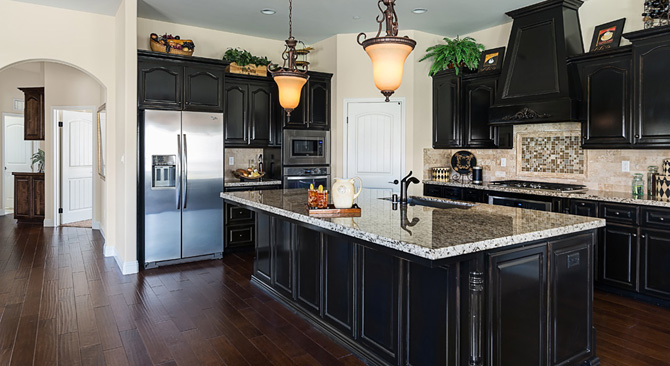 Model home kitchens pictures - Home decor ideas
