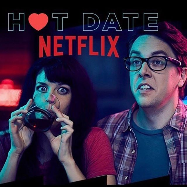 🚨HOT ALERT!!!🚨 Hot Date S1 is now available to stream on Netflix. Grab some 🍸 & 🍿 & 🍰 & 🍗 and enjoy the show!