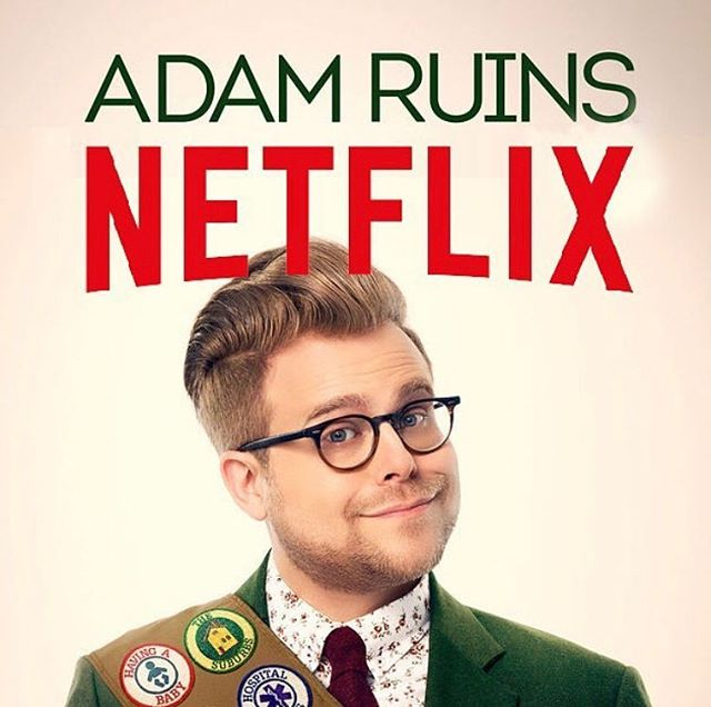 You yelled, we listened. Now available to stream on Netflix are all your favorite episodes of Adam Ruins Everything. Sit back, relax and enjoy your last moments of blissful ignorance ❤️