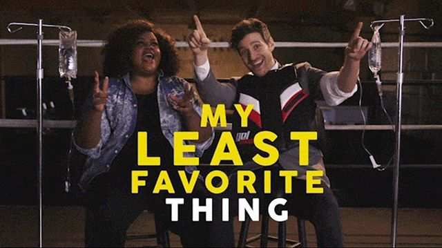 episode 3 is out! @zackbornstein makes @nicolebyer confront things in her life, so you don't have to! (you still have to, but you can watch this to avoid doing that.) link to the @comedycentral originals page in our bio!