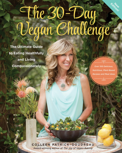 The 30 Day Vegan Challenge - by Colleen Patrick-GoudreauThe perfect ABC 123 guide to transitioning to a vegan diet, by an inspiring and incredible writer.
