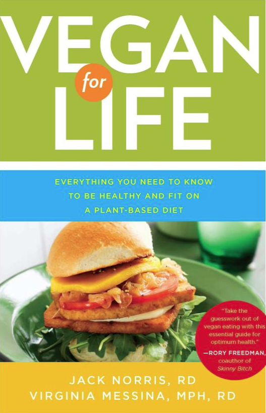 Vegan for Life - by Jack Norris and Virginia MessinaA great book on vegan nutrition, nutritional requirements and sources and all your nutrient related questions answered by two amazing registered dietitians.