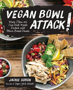 Vegan Bowl Attack - by Jackie Sabon