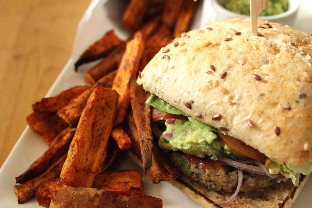 Burgers & Sandwiches -