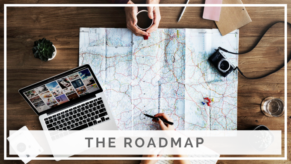 The Roadmap, an online course that teaches you how to go vegan or make more vegan choices by Brownble