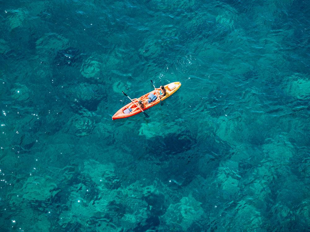 paddling-dubrovnik