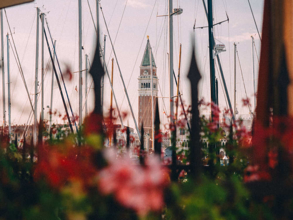 San Marco Campanile from a different perspective