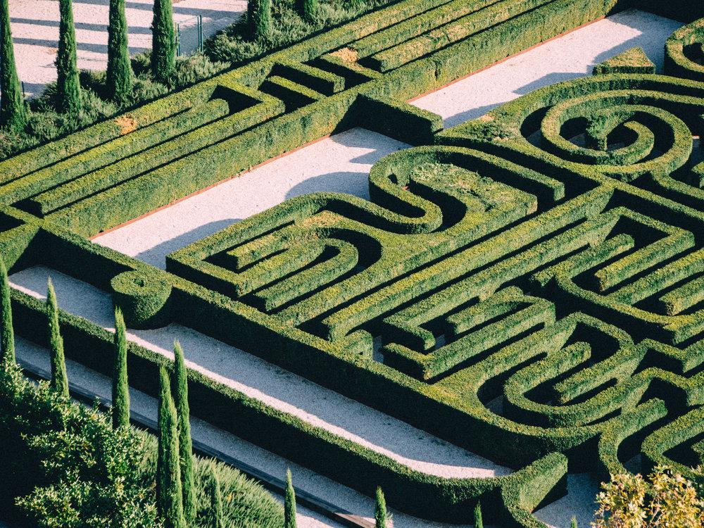 Garden of San Giorgio