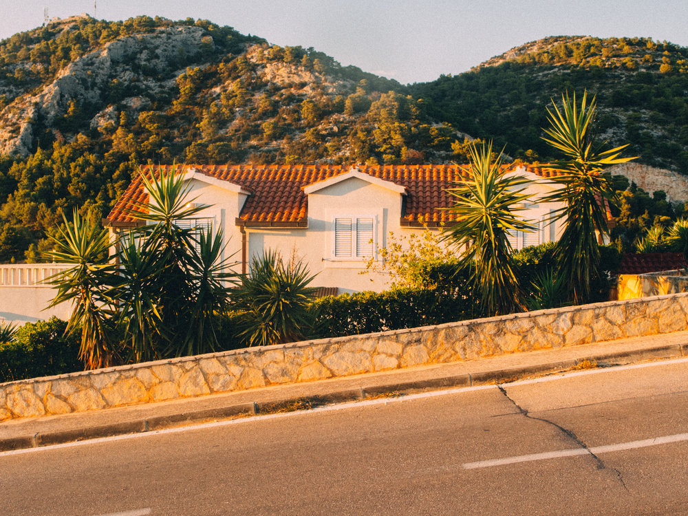 House on Hvar Island