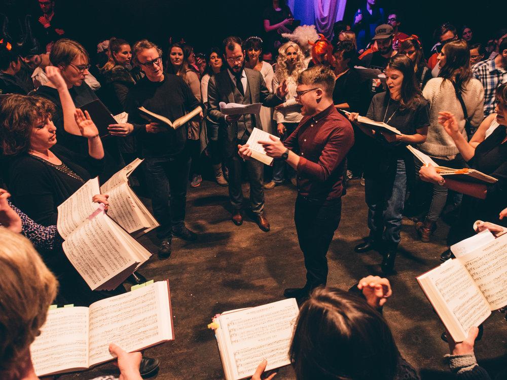 shape-note-choir