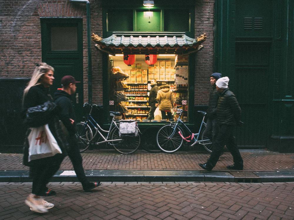 China Town, Amsterdam
