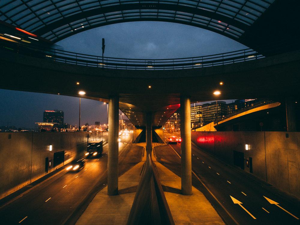 amsterdam-centraal-motorway