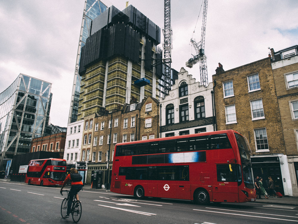 red-bus-london-street