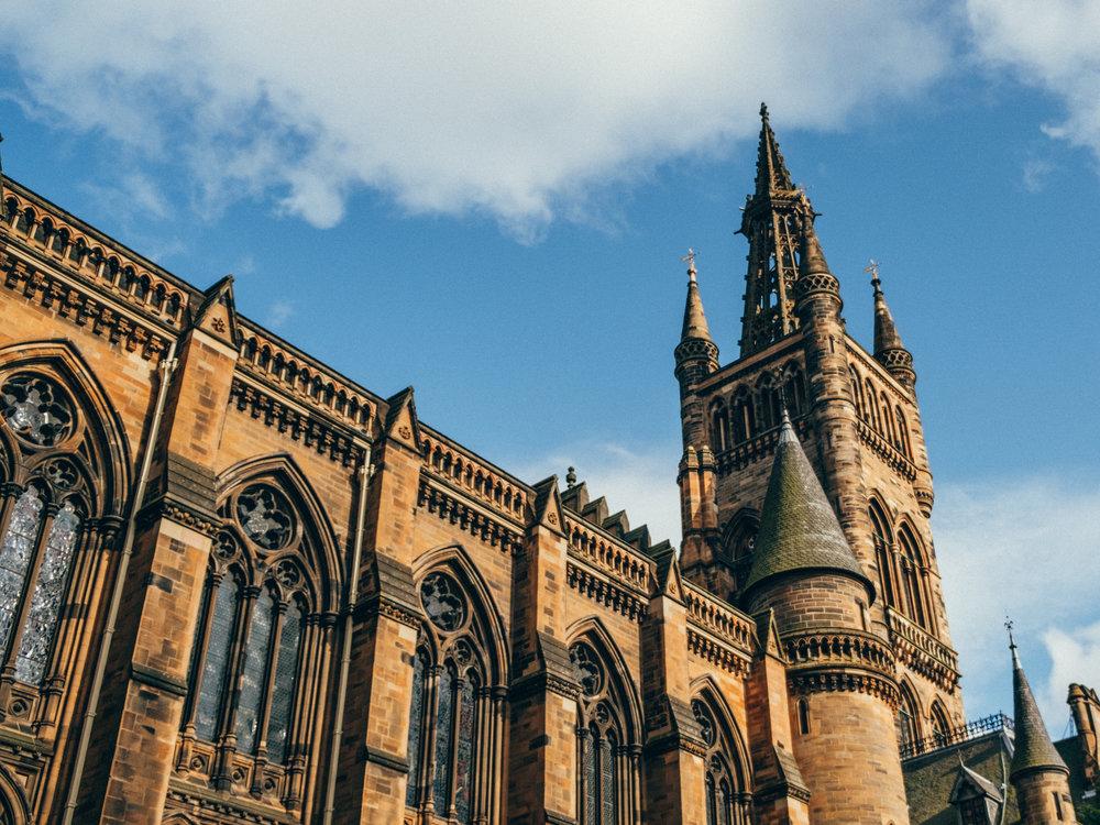 university-glasgow-spire